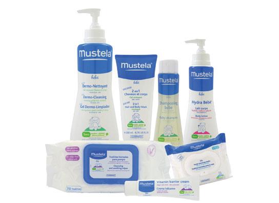 Baño Infantil Mustela:Mustela Baby Products