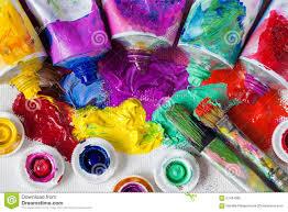 Le bonheur est dans les couleurs