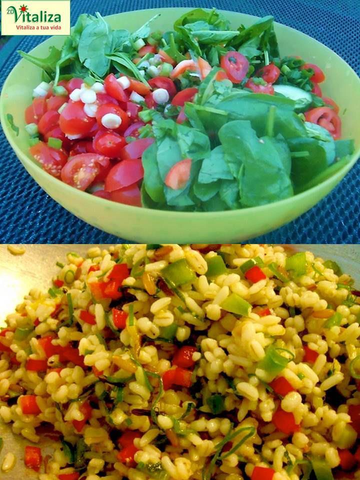 alimentação saudável receitas