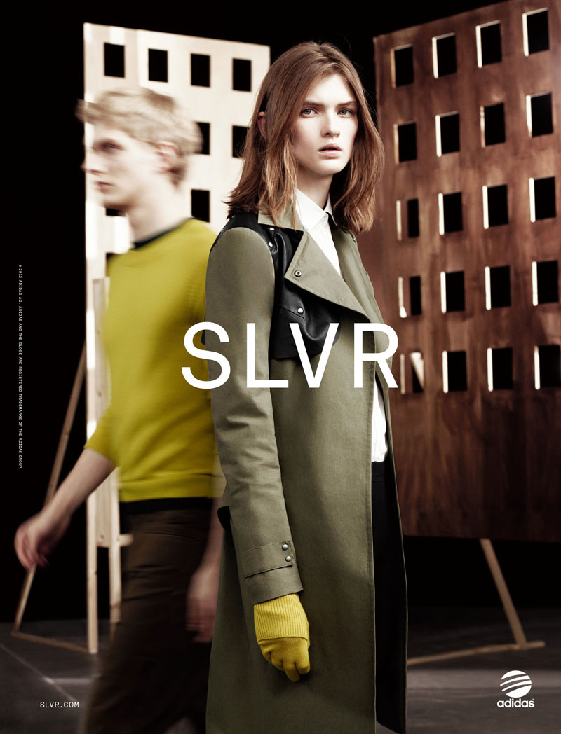 Adidas Slvr Autumn/winter 2012/13 Advertising Campaign