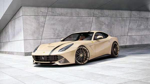 2014 Ferrari 'La Famiglia' Collection by Wheelsandmore