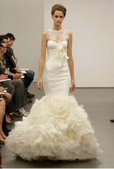 Vera Wang 2013 Fall Wedding Dresses
