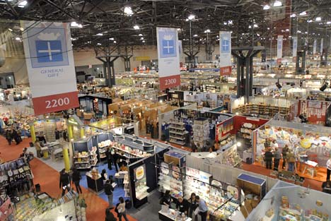 House post new york international gift fair for New york international gift fair