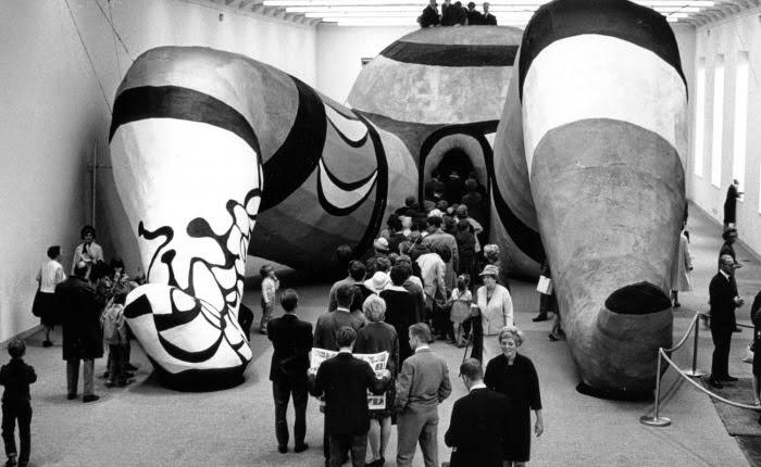 Стокгольм. Музей современного искусства.