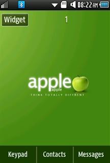 General Apple Samsung Corby 2 Theme 1 Wallpaper