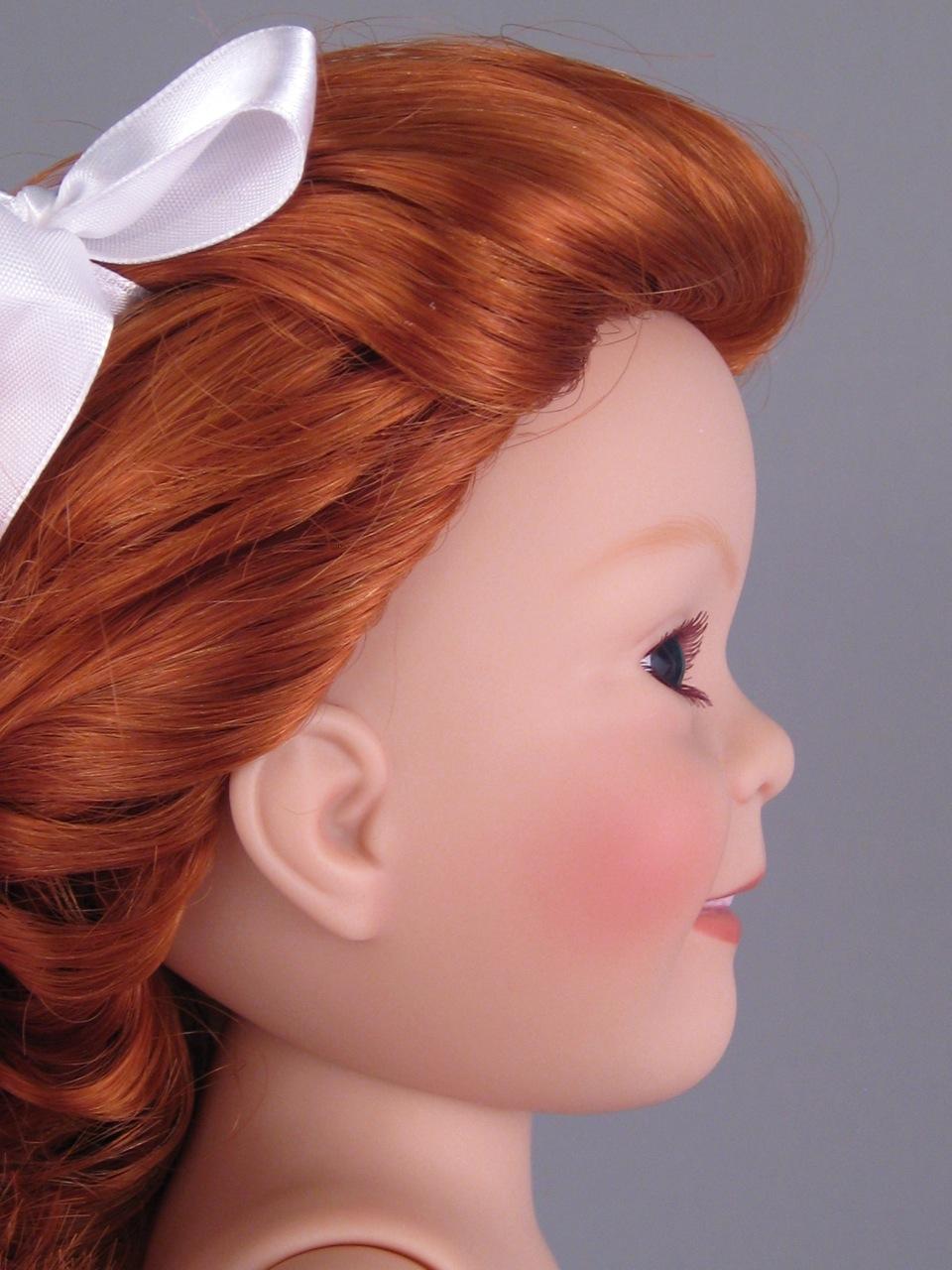 Прически куклам специальной кукле