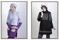 Model Kaos Muslimah