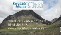 Swedish Alpine Ultra