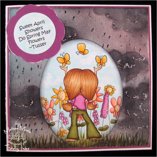 Tiddly inks challenge challenge 47 april showers bring may flowers melissa mightylinksfo