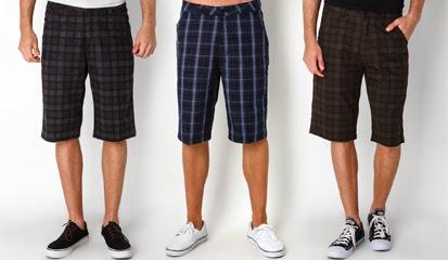 Trend Model Celana Pendek Pria Keren Terbaru 2014 :