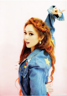 SNSD Jessica I Got A Boy Individual Photos 2