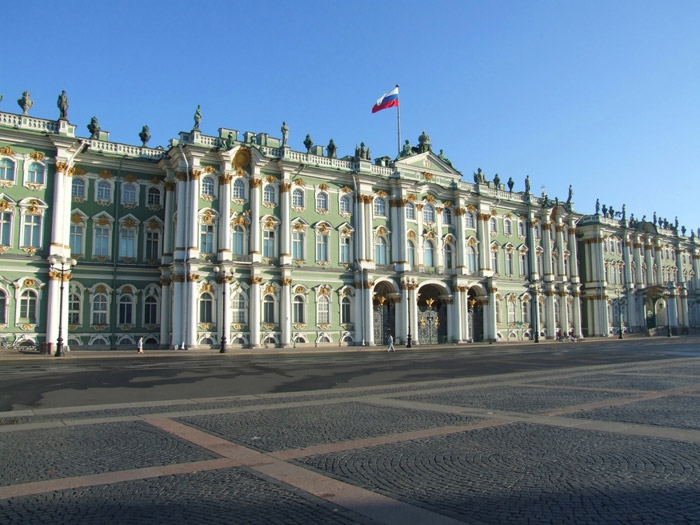 World Beautifull Places The Hermitage Museum Russia