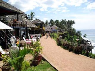 Varkala (Best Honeymoon Destinations In India) 6