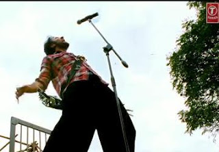 In 'Rockstar', Ranbir has scaled to new heights as an actor which his