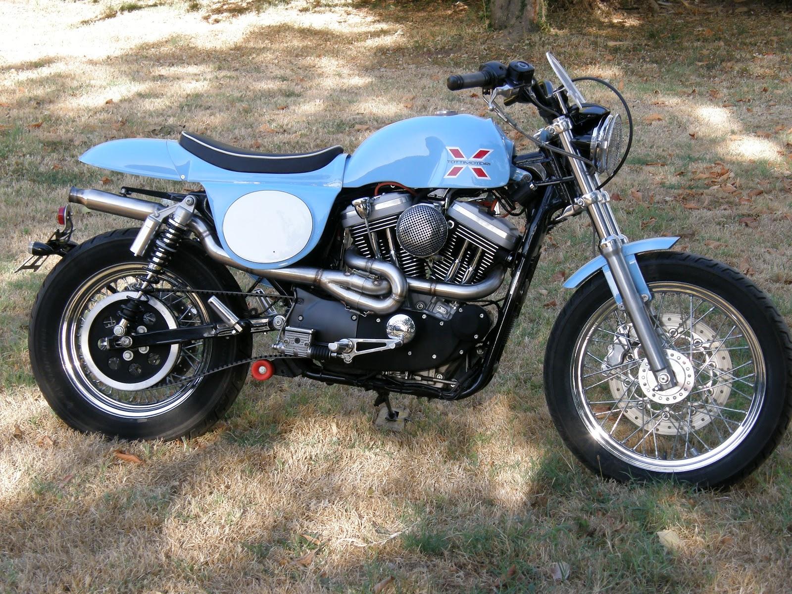 Harley-Davidson XL 1200 Scrambler - way2speed