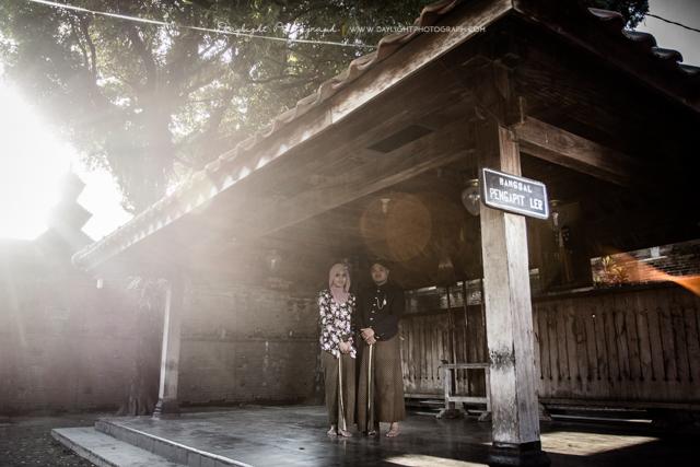 foto prewedding etnik di kotagede jogja