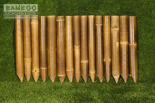 Bamboo Garden Edging3