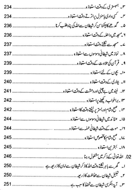 Index page 6 of Jadu ki Haqeeqat
