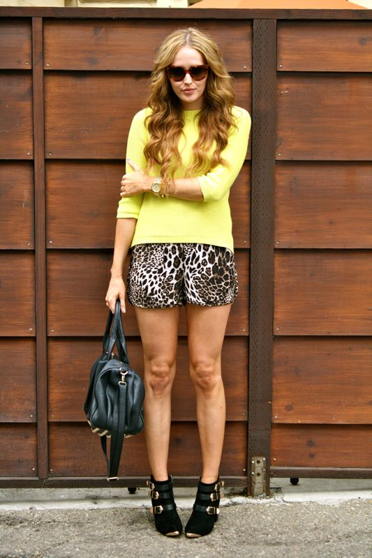 East vs West Style- Leopard Print-Fall Trend-LA Personal Style Blogger- LA Style