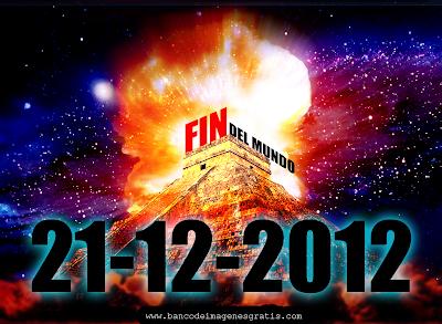 21-12-2012 es el día del juicio final o fin del mundo según los Mayas