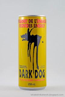 Dark Dog Energy Drink Review