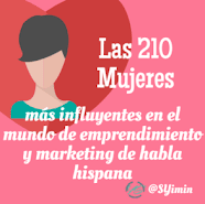 Las 210 mujeres más influyentes.