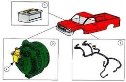 كهرباء السيارات Cars Electricity