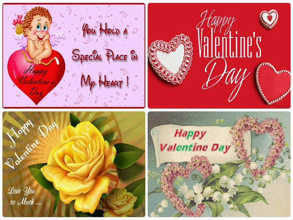 Pic of happy valentine day
