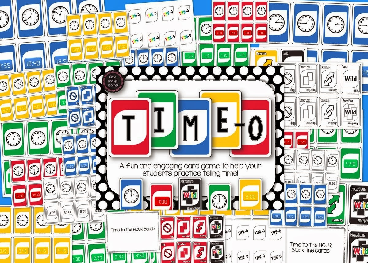 http://www.teacherspayteachers.com/Product/Time-o-telling-time-to-5-minutes-card-game-1125362