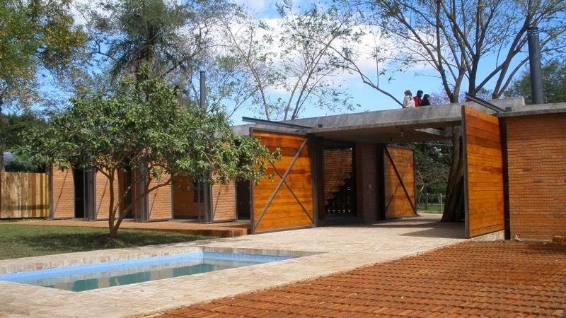 Casa del Pescador / Arq. José Cubilla & Asoc.
