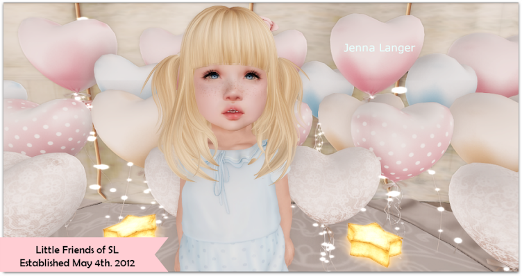 -Little Friends in SL-