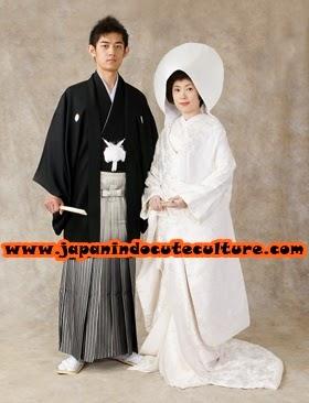 Jenis-jenis pernikahan jepang
