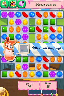 TOP FIVE REASONS WHY PEOPLE ARE SO ADDICTED WITH CANDY CRUSH SAGA