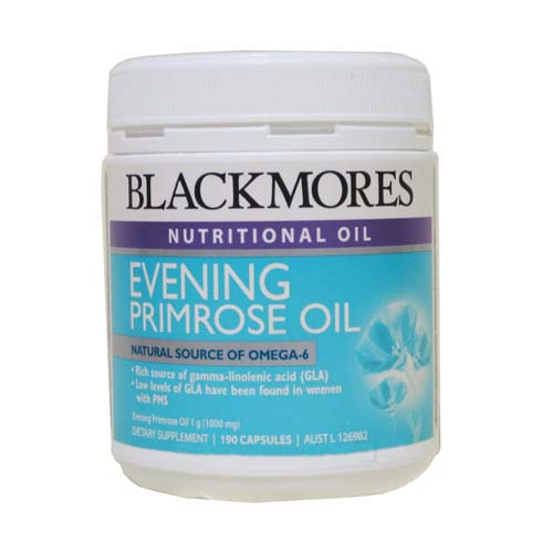 ღ내 인생ღ: Blackmores Fish Oil 1000 and Evening Primrose Oil