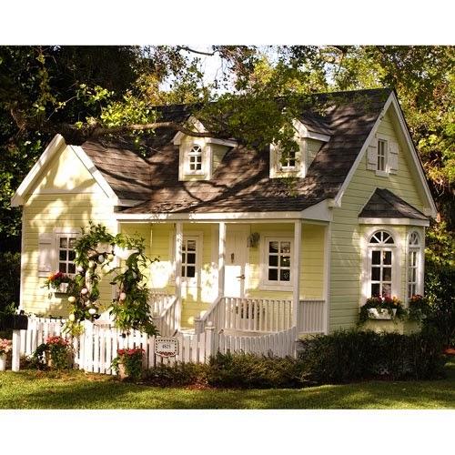 Cute Pinterest Cottages