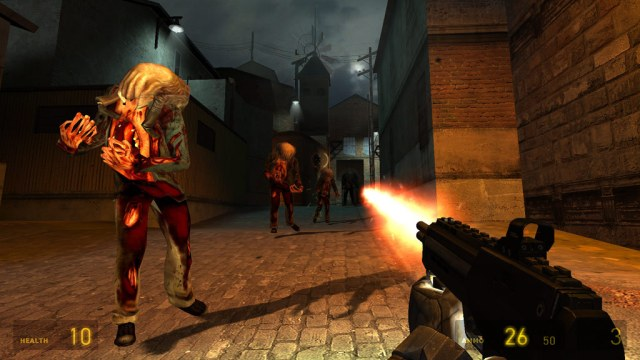 Half Life 2 PC Games Screenshots