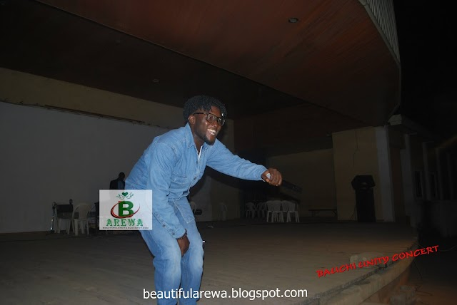 EXCLUSIVE PICTURES FROM BAUCHI UNITY CONCERT 2015