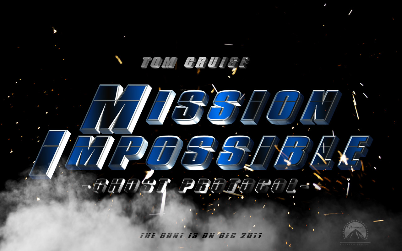 your wallpaper: mission: impossible - ghost protocol wallpaper
