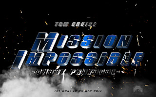 Mission: Impossible - Ghost Protocol Wallpaper