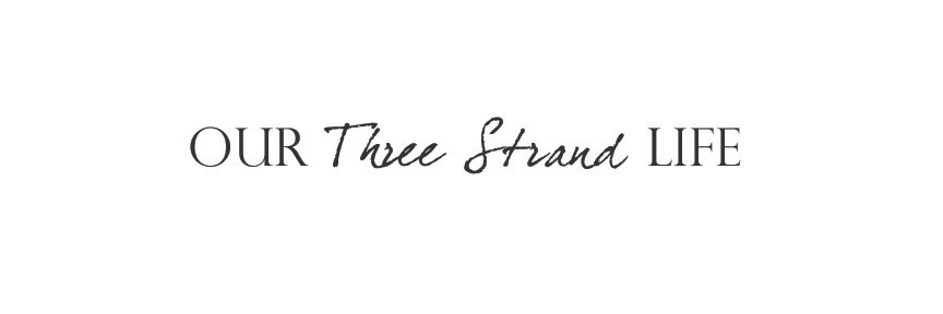 Our Three Strand Life