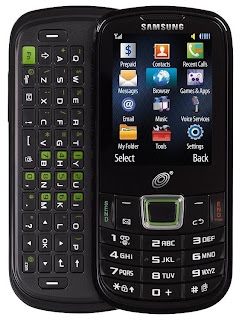 samsung s425g slider prepaid cell phone review