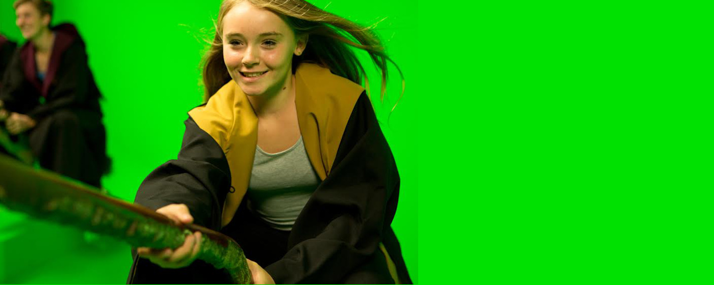 Ink Green Screen
