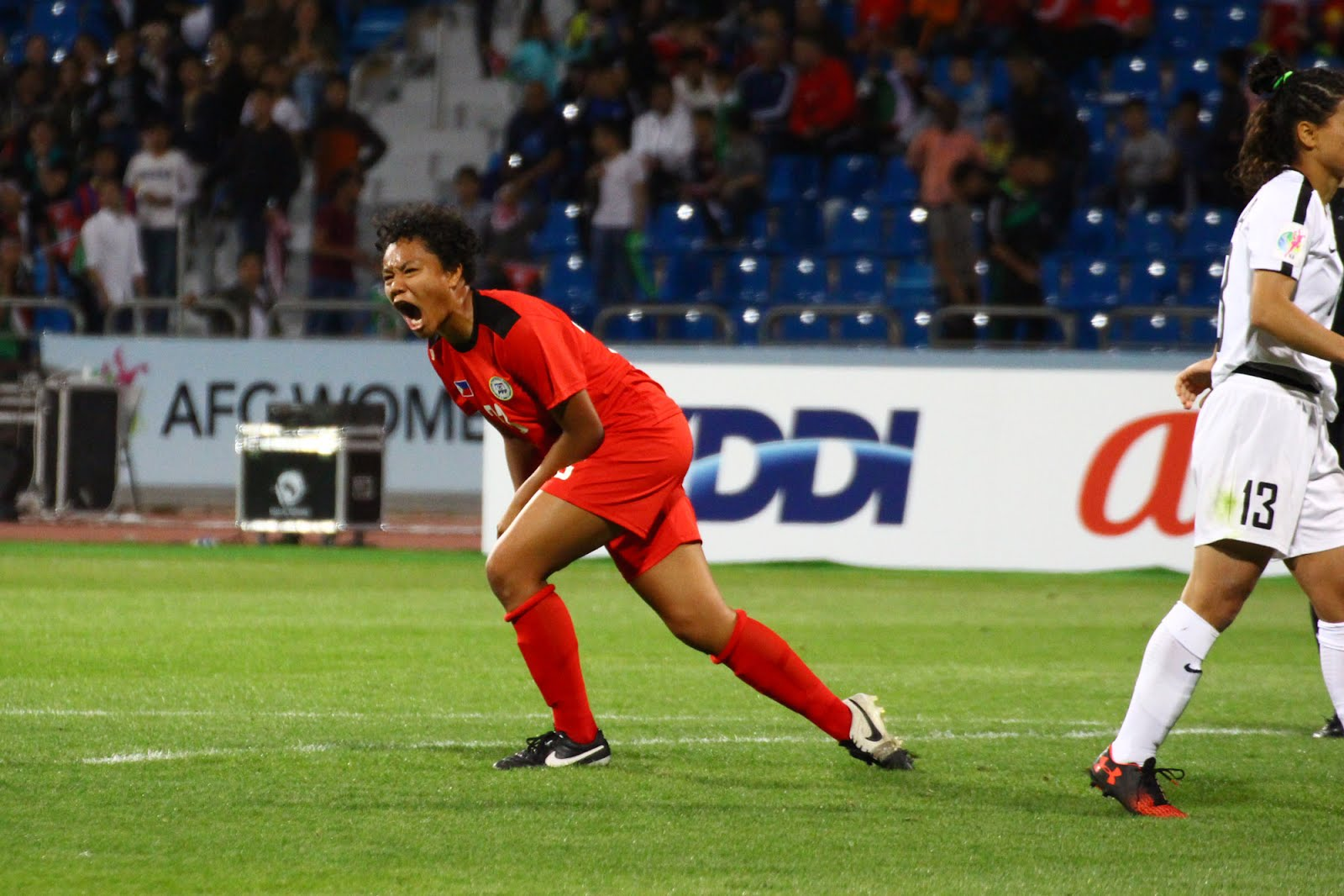 Malditas stun Jordan in Asian Cup
