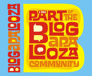 Join in Blogapalooza 2014 on September 20