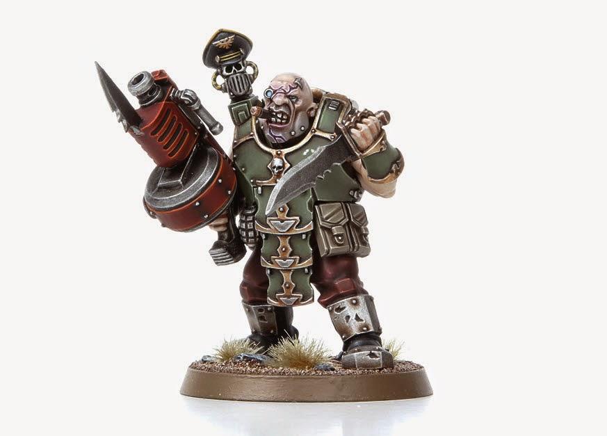 Nork Deddog Ogryn Bodyguard