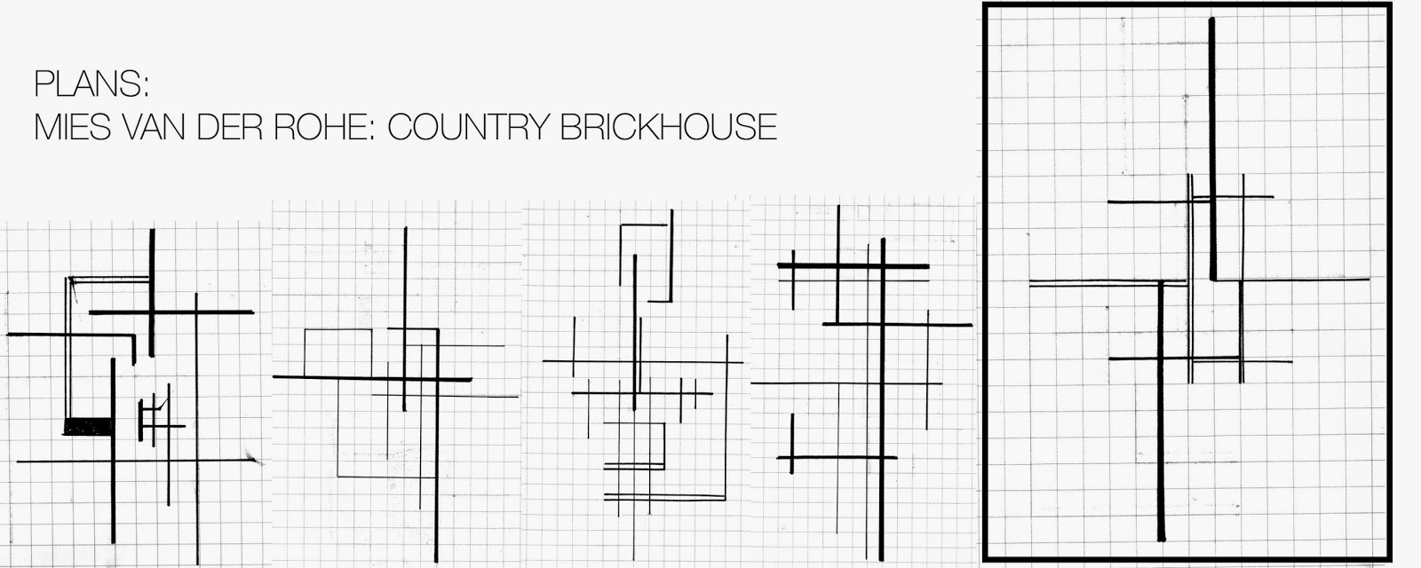 Peter Zumthor House Plan House Plans