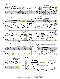 Diegosax Partituras Partitura de Piano de Los Últimos días de Anastasia por Paul de Senneville & Jean Baudlot Les Derniers Jours D'Anastasia Piano Sheet Music