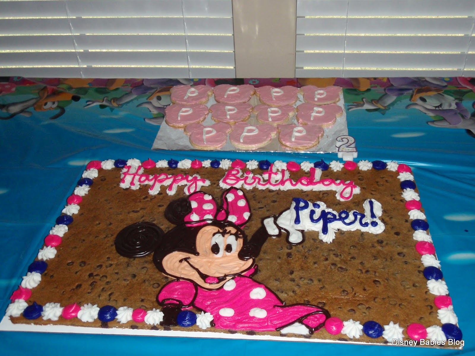 disney babies blog  a minnie mouse birthday