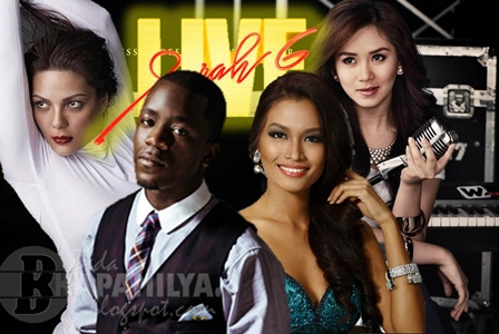 Iyaz, Janine Tugonon and KC Concepcion on Sarah G Live! this December 30