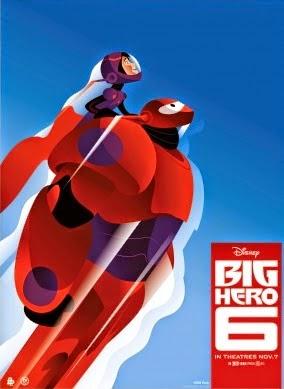 Operação Big Hero Legendado DVDSCR